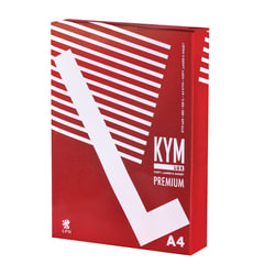 Бумага офисная KYM LUX PREMIUM, А4, 80 г/м2, 500 л., марка А, Финляндия, белизна 170%