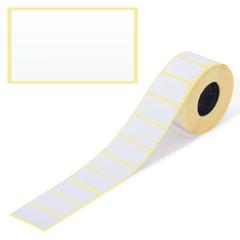 Этикетка ТермоТоп (43х25 мм), 1000 этикеток в ролике, светостойкость до 12 месяцев