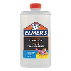 "Клей для слаймов канцелярский ELMERS ""Clear Glue"", 946 мл (7-8 слаймов), 2077257"