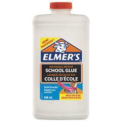 """Клей для слаймов ПВА ELMERS """"School Glue"""", 946 мл (7-8 слаймов), 2079104"""