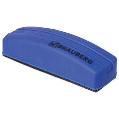 Стиратель магнитный для магнитно-маркерной доски (55х160 мм), упаковка с подвесом, BRAUBERG, 230997