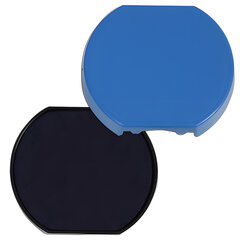Подушка сменная для печатей ДИАМЕТРОМ 40 мм, для TRODAT 46040, синяя
