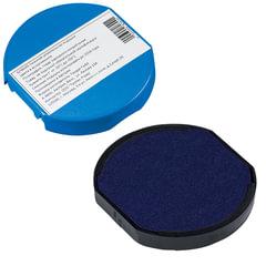 Подушка сменная для печатей ДИАМЕТРОМ 45 мм, для TRODAT 46045, 46145, синяя
