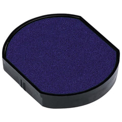 Подушка сменная для печатей ДИАМЕТРОМ 40 мм, для TRODAT 46040, 46140, фиолетовая