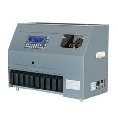 Счетчик-сортировщик монет MAGNER 910, 800 монет/мин., загрузка 800 монет, 10 приемных лотков