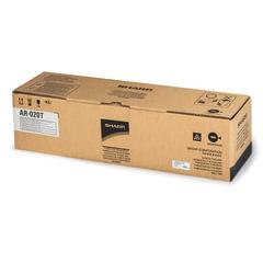 Тонер-картридж SHARP (AR-020T) AR5516RU/5516DRU/5520DRU и другие, оригинальный, 16000 копий