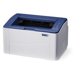 Принтер лазерный XEROX Phaser 3020BI, А4, 20 стр./мин., 15000 стр./мес., WiFi