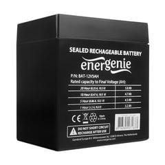 Аккумуляторная батарея для ИБП любых торговых марок, 12 В, 5 Ач, 90x70x101 мм, ENERGENIE, BAT-12V5AH