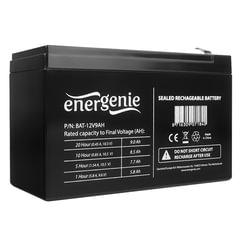 Аккумуляторная батарея для ИБП любых торговых марок, 12 В, 9 Ач, 151x65x94 мм, ENERGENIE, BAT-12V9AH