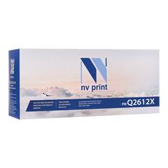 Картридж лазерный NV PRINT (NV-Q2612X) для HP LJ 1010/1012/1015/1020/1022/3015, ресурс 3500 стр.