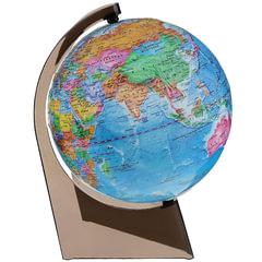 Глобус политический, диаметр 210 мм, рельефный, 10279