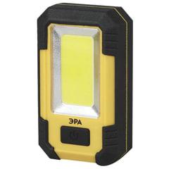 Фонарь светодиодный ЭРА RA-801, COB-LED, рабочий, магнит, крючок, аккумуляторный (USB-кабель в комплекте)