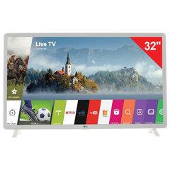 "Телевизор LG 32LK6190, 32"" (81 см), 1920x1080, Full HD, 16:9, Smart TV, Wi-Fi, серый"