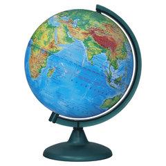 Глобус физический диаметр 250 мм, 10160