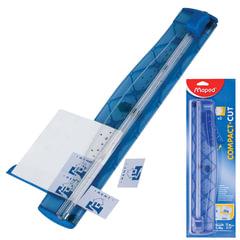 """Резак роликовый MAPED """"Compact"""", на 5 л, пластиковая основа, А4, 089300"""