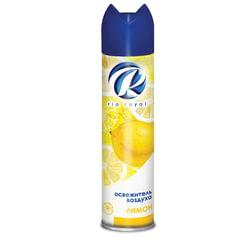 """Освежитель воздуха аэрозольный 300 мл, RIO ROYAL (Рио Роял), """"Лимон"""""""