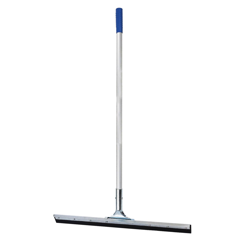 Швабра-стяжка/водосгон, ширина 60 см, алюминиевый черенок 118 см, металлическая основа/резина, LAIMA PROFESSIONAL, 601516