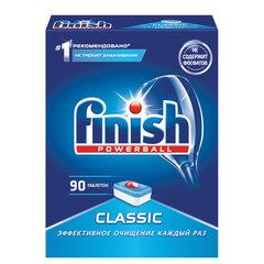 "Таблетки для посудомоечных машин 90 шт. FINISH Classic ""PowerBall"""