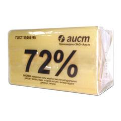 """Мыло хозяйственное 72%, 200 г, (Аист) """"Классическое"""", в упаковке"""
