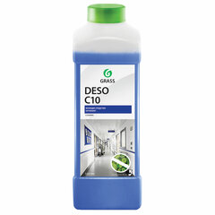Средство моющее c дезинфицирующим эффектом 1 л GRASS DESO C10, концентрат