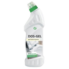 Средство для уборки санитарных помещений 750 мл GRASS DOS-GEL, щелочное, концентрат, гель