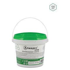 Средство дезинфицирующее 330 г АЛМАДЕЗ-ХЛОР, таблетки 100 шт.