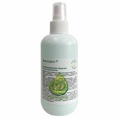 Антисептик для рук и поверхностей спиртосодержащий (70%) с распылителем 200 мл АЛЬТСЕПТ, дезинфицирующий, жидкость