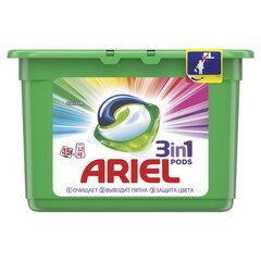 """Средство для стирки в капсулах 15 шт. по 28,8 г ARIEL (Ариэль) """"Color"""""""