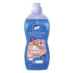 Средство для мытья пола с антибактериальным эффектом 1 л HELP, универсальное