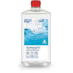 Антисептик кожный дезинфицирующий спиртосодержащий (15%) 1 л НИКА-ТЕТРАСЕПТ, готовый раствор