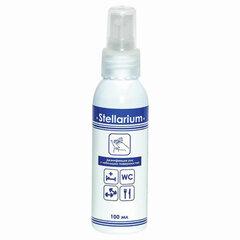 Антисептик кожный дезинфицирующий спиртосодержащий (75%) с распылителем 100 мл STELLARIUM (Стеллариум), готовый раствор