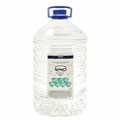 Антисептик для рук и поверхностей спиртосодержащий (70%) 5л ТЕХНОСЕПТ, дезинфицирующий, жидкость