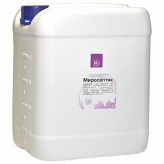 Антисептик для рук спиртосодержащий (60%) 5л МИРОСЕПТИК, дезинфицирующий, жидкость