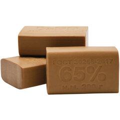 Мыло хозяйственное 65%, 200 г, ММЗ, без упаковки