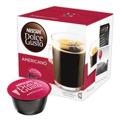 "Кофе в капсулах NESCAFE ""Americano"" для кофемашин Dolce Gusto, 16 шт. х 10 г"