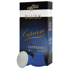 Кофе в капсулах BLUES Caprizzo для кофемашин Nespresso, 10 шт. х 5 г