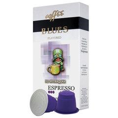 """Кофе в капсулах BLUES """"По-ирландски"""" для кофемашин Nespresso, 10 шт. х 5 г"""