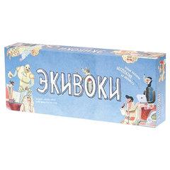 """Игра настольная """"Экивоки"""", 2-е издание, 21218"""